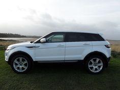 Range Rover Evoque SD4 Pure (Tech)