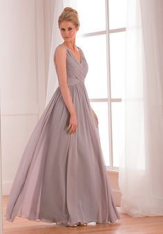 B2 Style B173002, Graphite, Sz. 16, $208 - Available at Debra's Bridal Shop at The Avenues, 9365 Philips Hwy., Jacksonville, FL 32256, (904) 519-9900. Dresses available in various colors, styles and sizes. Call us for your consultant appointment.