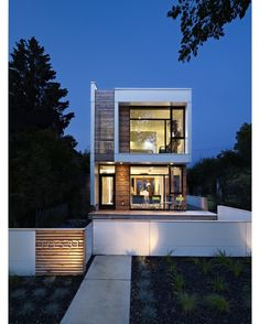LG House by Thirdstone  #thirdstone #edmonton #modern #house #residence #architecture #design @homeadore