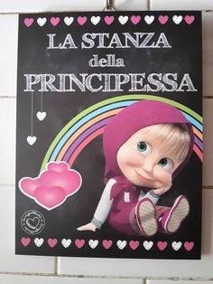 lavagnetta per la stanza dei bimbi 20x15 #lavagnettiamo@gmail.com