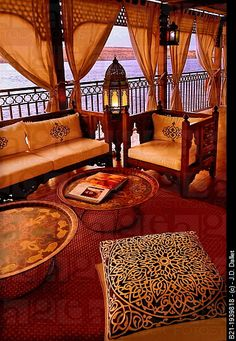 Yacouta Hotel dahabiya boat (design by Mrs. Dora El Chiaty) on the Nile river, at Luxor, Egypt