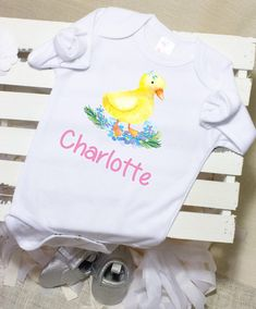Everyone Personalized Name Baby Cotton Sleeper Gown My Name is Matthew Hi