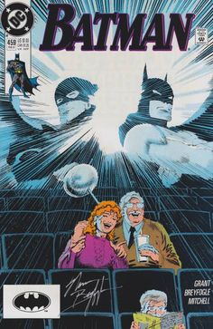 Batman 459 February 1991 Issue DC Comics Grade G by ViewObscura Batman Comic Books, Comic Book Superheroes, Comic Art, Frank Cho, Michael Turner, Dc Comics, Batman Comics, Bruce Timm, Frank Frazetta