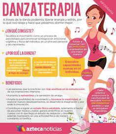 Danzaterapia #infografia