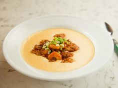Get Speedy Shrimp and Grits Recipe from Food Network