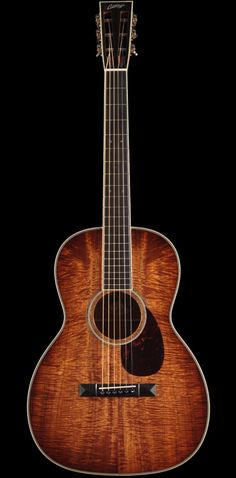 COLLINGS 002H Koa Full Body Sunburst