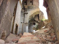 Remains of Armenian Church.