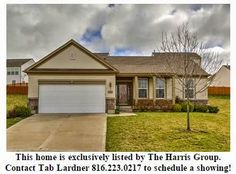 Lovely 3 Bedroom Home in Kansas City North Listed by Th