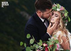 Oryginalna i wyjątkowa sesja ślubna w obiektywie Marcina Orzołka