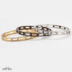 Gossip bracelet