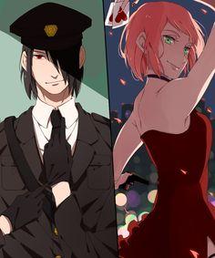 I wonder what if Sasuke catches Sakura
