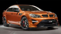 Holden presented the 2017 version of the Commodore and three versions of the HSV that is equipped with the engine of the Corvette that produces Corvette Zr1, Pontiac G8, Aussie Muscle Cars, Chevrolet Ss, Australian Cars, Holden Commodore, Unique Cars, Ms Gs, Hot Cars