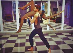 Pandorassims4cc — Dance couple!!! DOWNLOAD (Free) Hi guys!!! so...