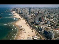 TEL AVIV , ISRAEL - WALKING TOUR - 2010 - HD 1080P - YouTube