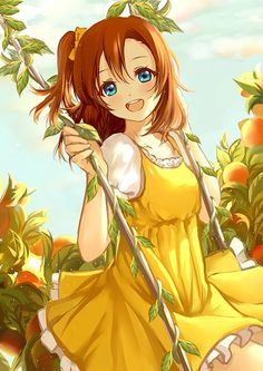 Love Live!, Honoka, by clouble