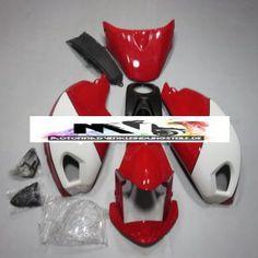Ducati Monster 696 795 796 1100 S Evo Verkleidung Verkleidu