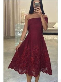 2017 New Arrival Appliqued Homecoming Dresses Grace Prom Dresses ASD2481