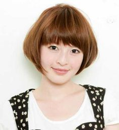 Hair Styles 2018 Short Hairstyle for Asian Girl Short Hairstyles 2015, Easy Hairstyles For Medium Hair, Teen Hairstyles, Quick Hairstyles, Celebrity Hairstyles, Ponytail Hairstyles, Medium Hair Styles, Short Hair Styles, Hair Ponytail