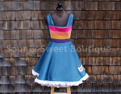 Hey, I found this really awesome Etsy listing at https://www.etsy.com/listing/238000791/star-vs-the-forces-of-evil-dress-cosplay