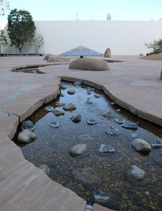 Isamu Noguchi: jardin-sculpture à Los Angeles