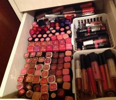 My Lip Product Collection! HUGE. by Jennifer Love on Luuux