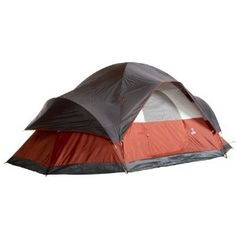 Coleman Red Canyon Tent.  This is a great tent, lots of room and easy to set-up.