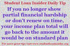 For more tips on everything from Parent PLUS loans to repayment plan options, visit www.studentloaninsider.org.