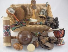 Sound Treasure Basket