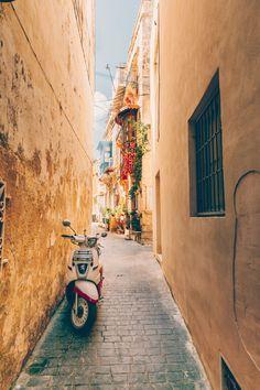 A Quick Food Guide to Valletta & Malta by Kati of black. Malta Restaurant, Malta Vacation, Malta Food, Malta Malta, Malta Beaches, Malta Island, Europe On A Budget, Future Travel, Beautiful Islands