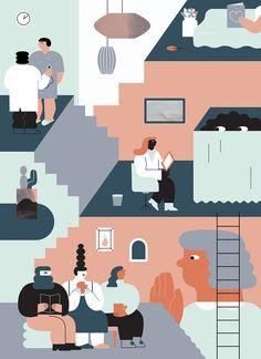 Illustrator Jing Wei | ILLUSTRATION AGE
