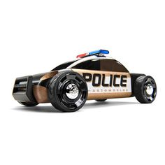 S9 Police Car, $45, now featured on Fab.