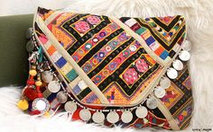 Love this Boho Gypsy bag ❤