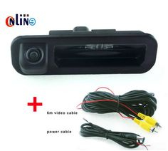 compare prices runk handle car rear view camera for ford focus sedan mondeo ccd night vision car camera #online #camera
