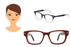 Los tipos de gafas que mejor te sentarán según tu rostro