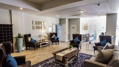 Find out more about Zevenwacht Lifestyle Estate's assisted living retirement suites and feel assured that your retirement is in good hands. Assisted Living, Conference Room, Lifestyle, Live, Table, Furniture, Home Decor, Decoration Home, Room Decor