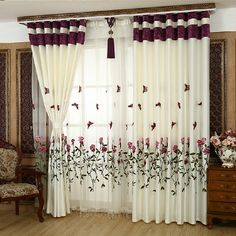 16 Marvelous Curtains That Spell Luxury in Living Room