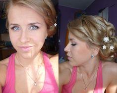 #hairstyles #blueeyes #weeding