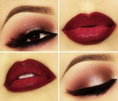 7 Sexy Valentine's Day Makeup Looks For a Perfect Date