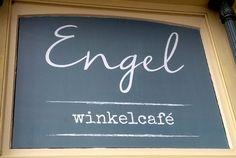 logo van Zwols winkelcafé Engel