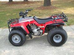 1986 1988 honda 200 atv service repair manual instant dow honda rh pinterest com 2003 honda sportrax 250ex service manual Honda ATV Tires