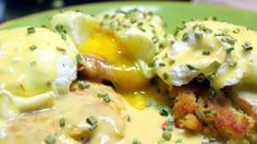52 Ways to Cook: Louisiana Crab Cakes Benedict - New Orleans Cajun Style