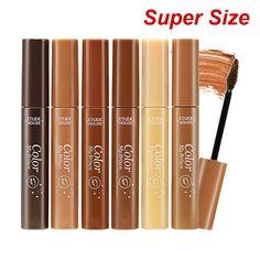 Etude House Color My Brows [Super Size] 6 Color 9ml / Eye brow mascara #EtudeHouse