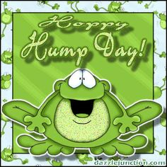 Frog Humpday Dj Picture for Facebook