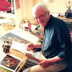 Ralph McQuarrie, the artist behind the beauty of the Star Wars universe