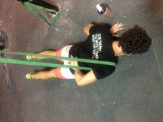 crossfit mobility shoulder mobility shoulder band stretch