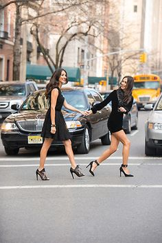 This reminds me of @Baileigh Johnson  and I. I'd be the one running, and she'd be the one walking. ;)