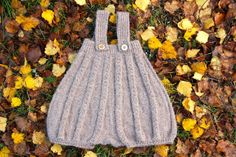 """Pattern: """"All you knit is love"""" of Susie Haumann"""