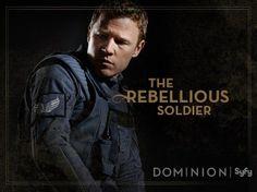 #Dominion Series Premiere | Syfy