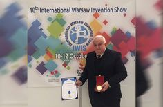 University: Częstochowa University of Technology, Faculty of Civil Engineering Country: Poland, Name of Inventions: NEW INNOVATION SOLUTION OF CONSTRUCTION OF MIXE