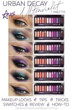 Purple Eye Makeup, Edgy Makeup, Colorful Eye Makeup, Smokey Eye Makeup, Makeup Eyeshadow, Beauty Makeup, Rave Makeup, Grunge Makeup, Green Eyeshadow